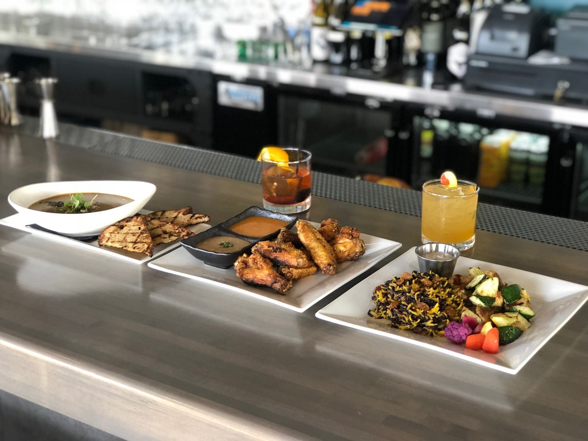 Chef Nicole Vargas puts a contemporary spin on traditional Mediterranean cuisine at Hundred North Bar & Kitchen in Gilbert.