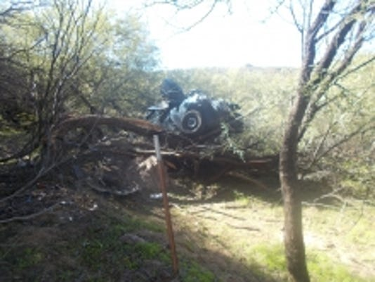 Wickenburg Crash