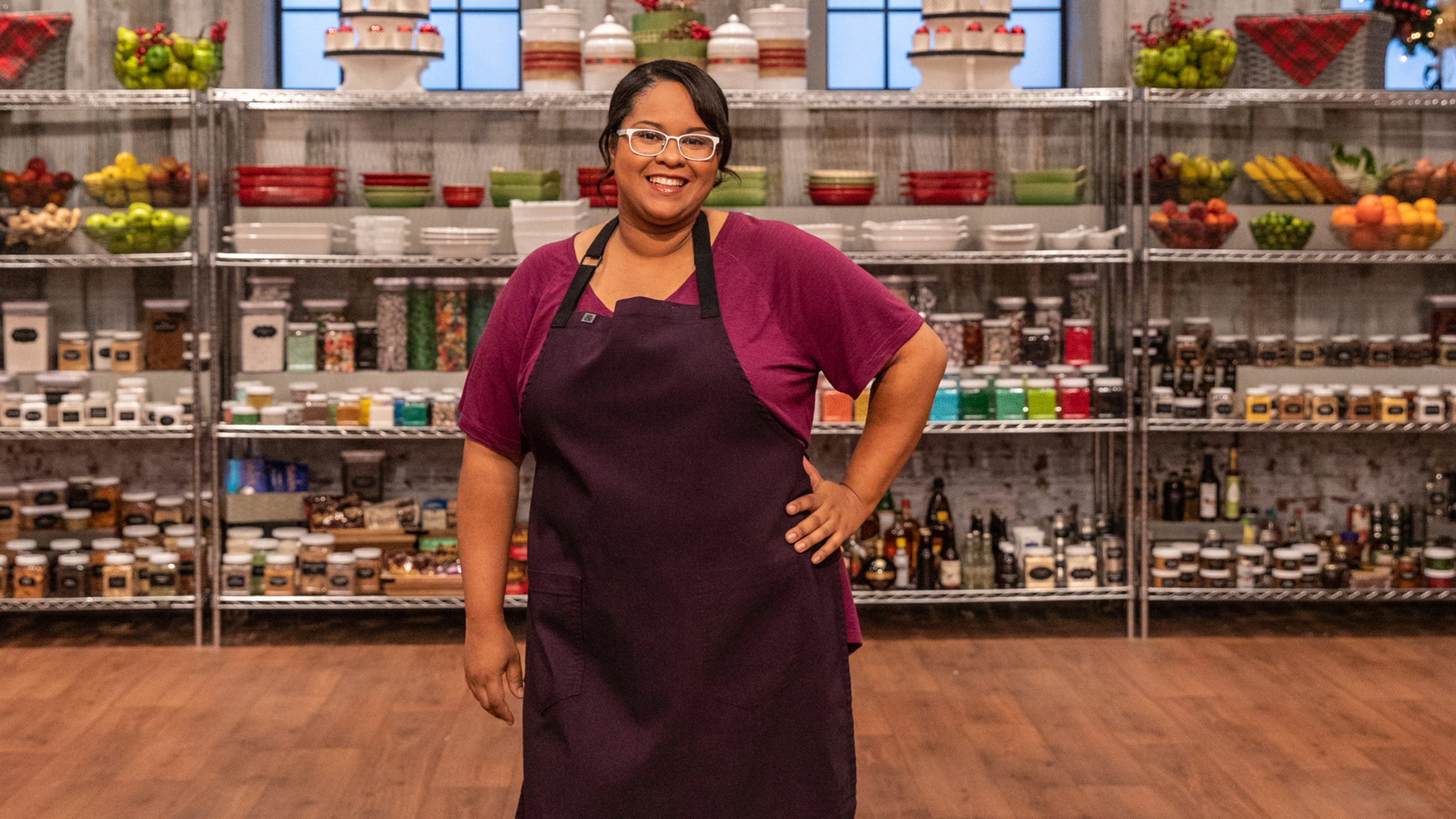 Christmas Cookie Challenge Judges.Holiday Baking Championship Update Phoenix Mom Goes Home