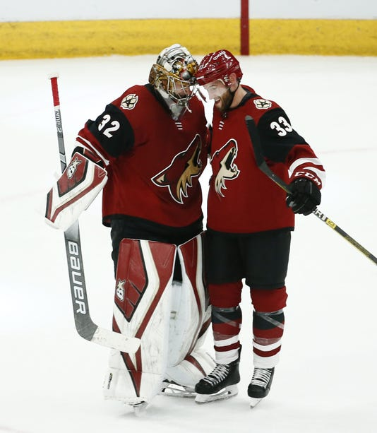 Ottawa Senators Vs Arizona Coyotes 2018