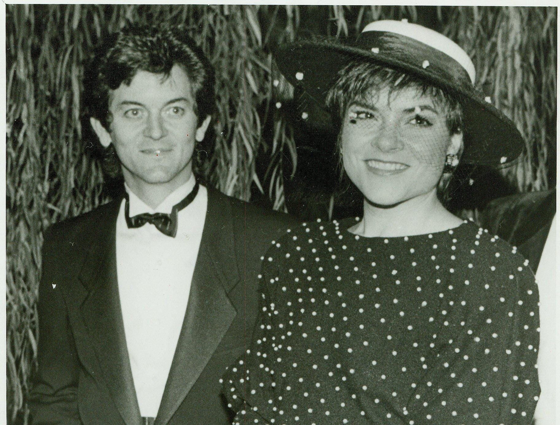 Rodney Crowell and Rosanne Cash were a country-music power couple.