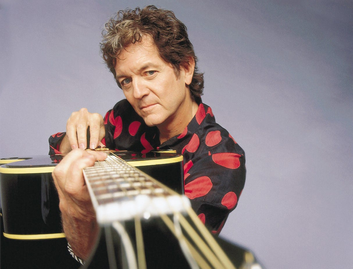 Rodney Crowell is seen in a publicity photo circa 2004.