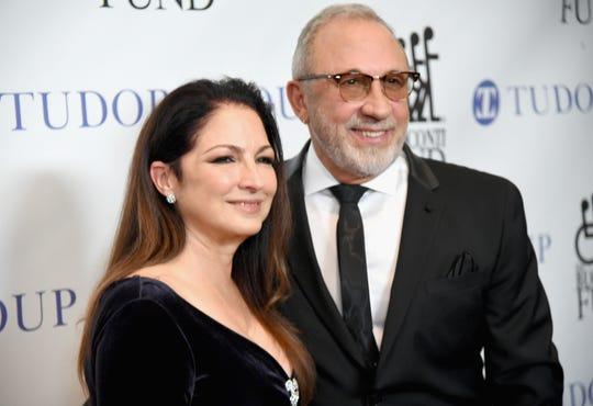 """The lives of Gloria and Emilio Estefan inspired """"On Your Feet!"""""""