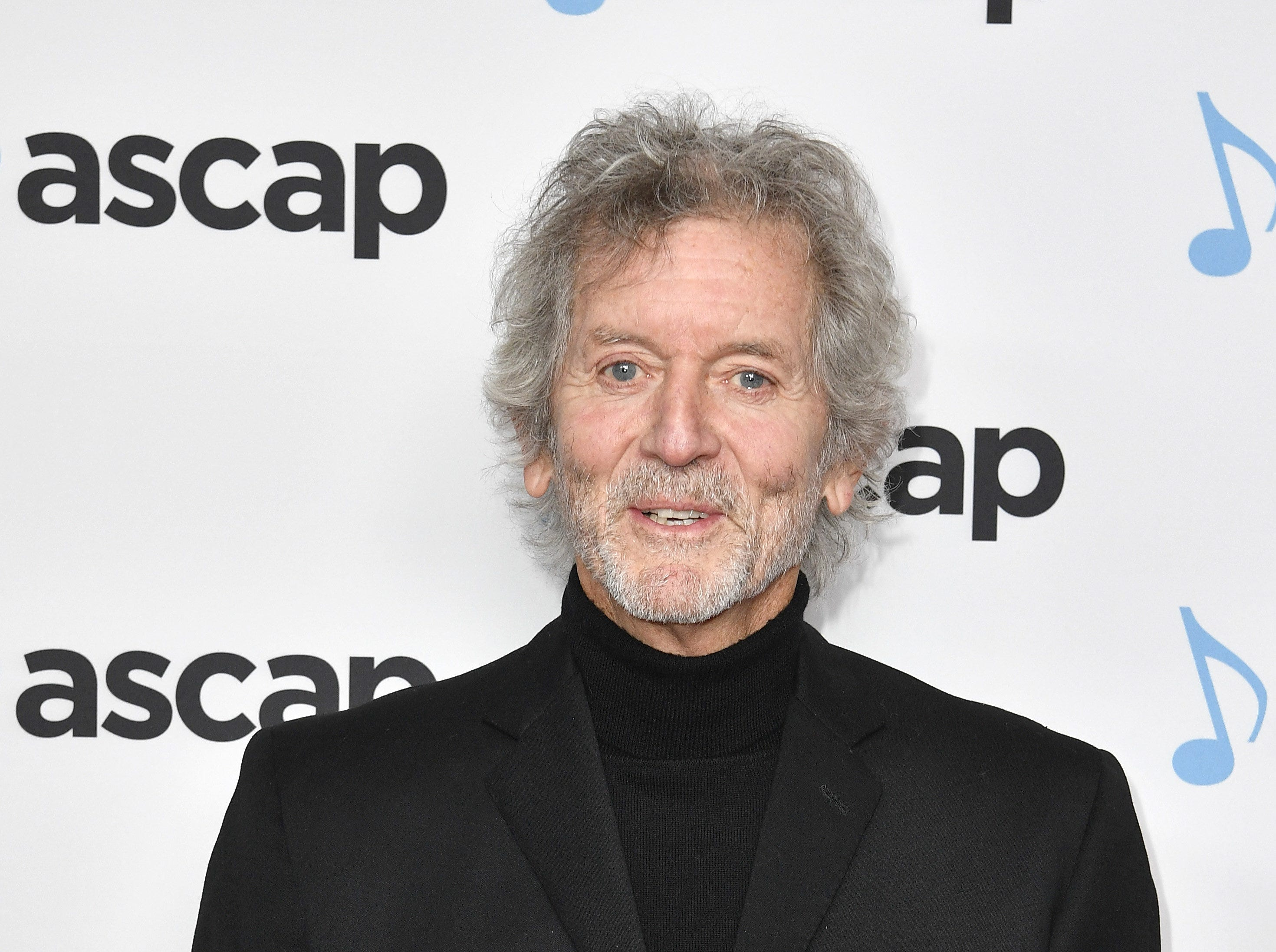 Rodney Crowell on the red carpet at the 55th annual ASCAP Country Music Awards  on Monday, Nov. 6, 2017, at the Ryman Auditorium in downtown Nashville, Tennessee.
