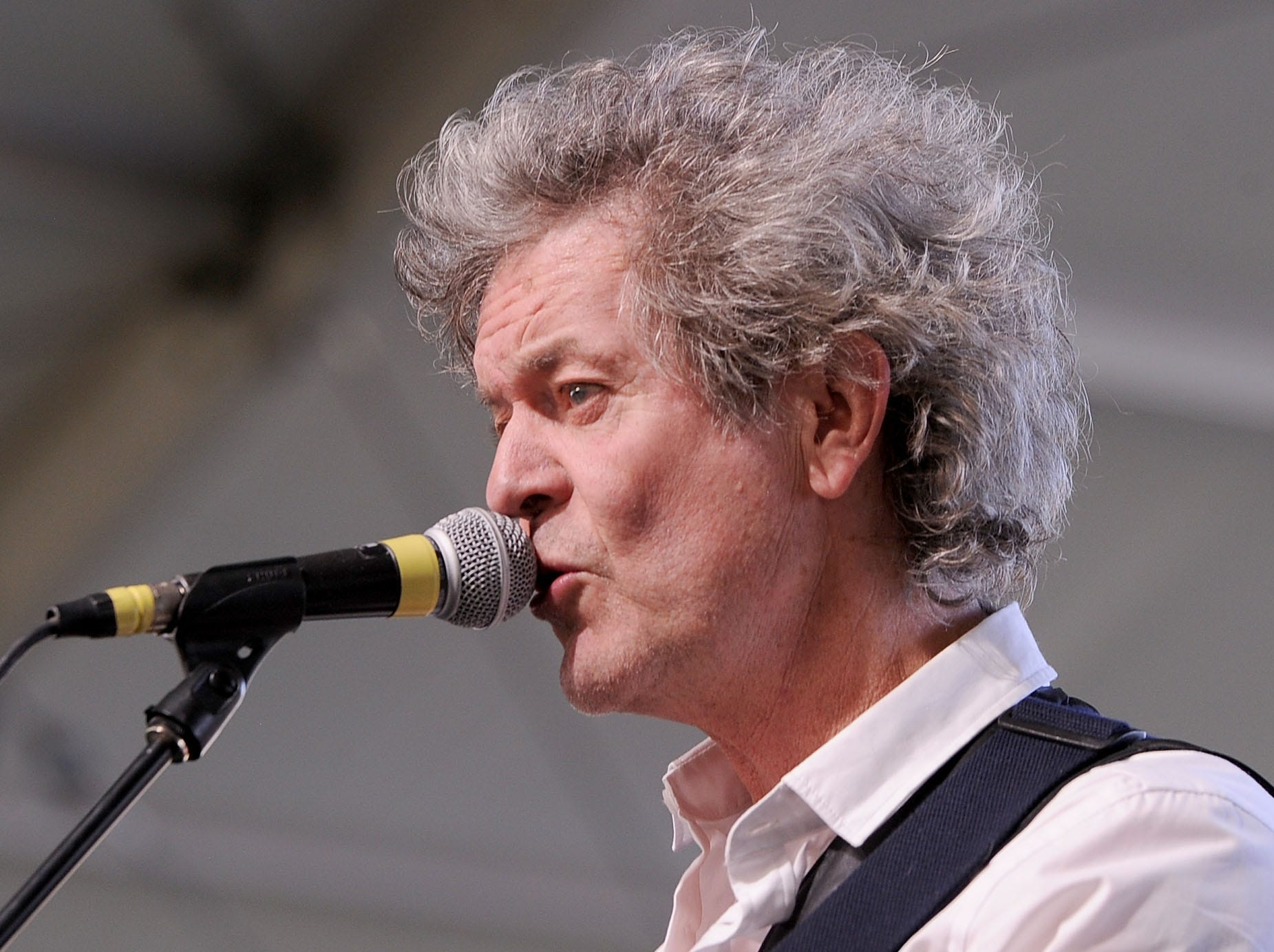 Rodney Crowell performs on April 30, 2011 in Indio, California.