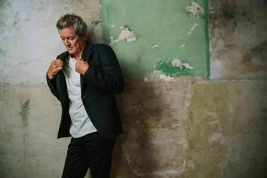 Rodney Crowell isn't nostalgic for the days when he was a chart-topping country star.