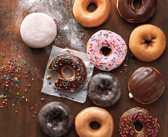 Dunkin' doughnuts.