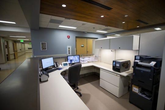 Banner-University Medical Center Phoenix's new 16-story tower opens Nov. 6.