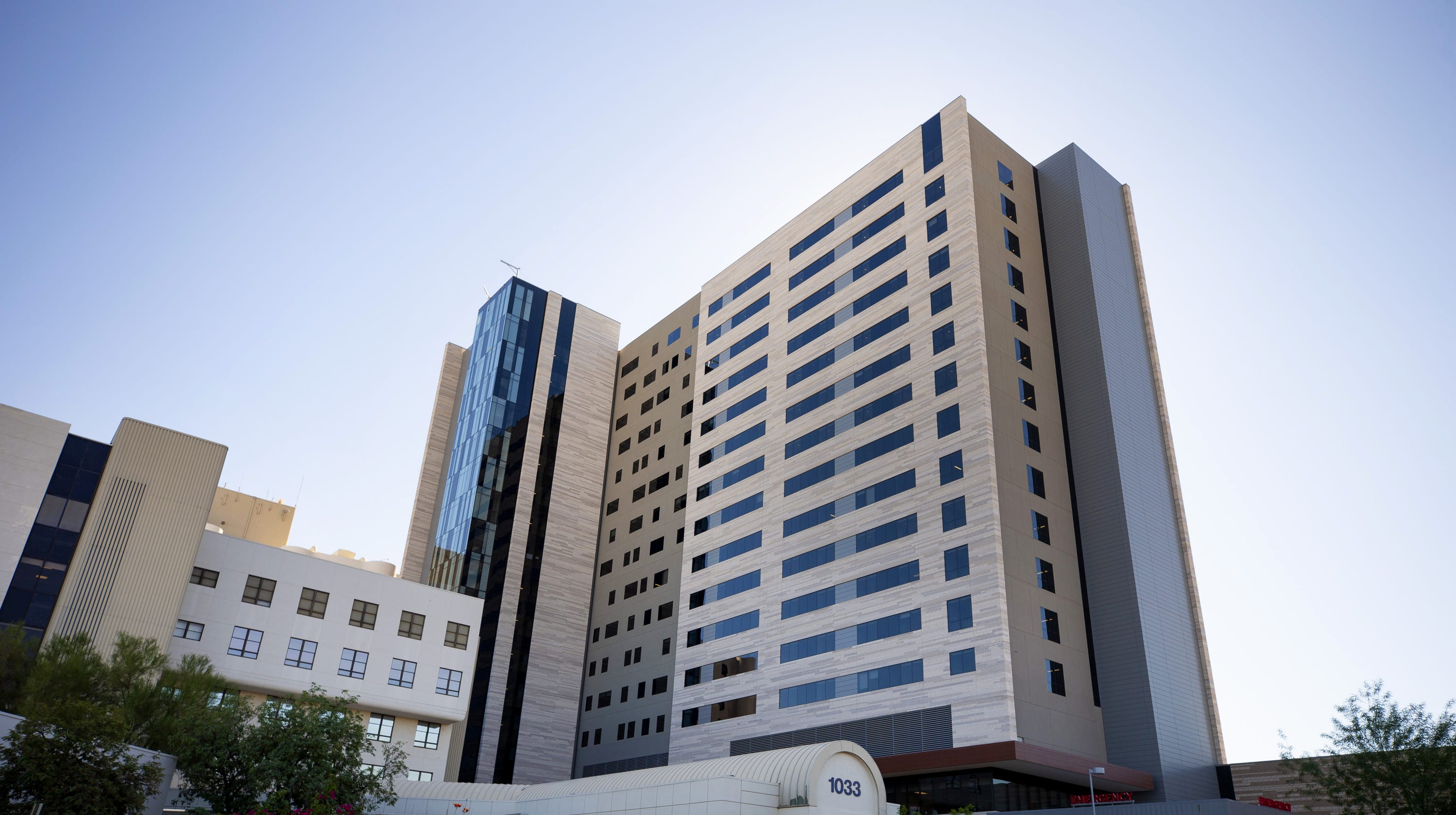 Banner Health opening hospital tower as part of $417 million
