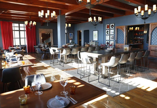 Interior of Talavera at the Four Seasons in Scottsdale, Ariz. Oct. 30, 2018.