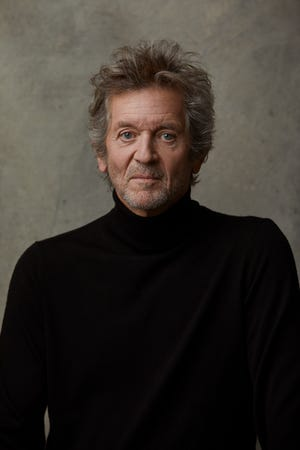"Rodney Crowell has released the first Christmas album in his career, ""Christmas Everywhere."""