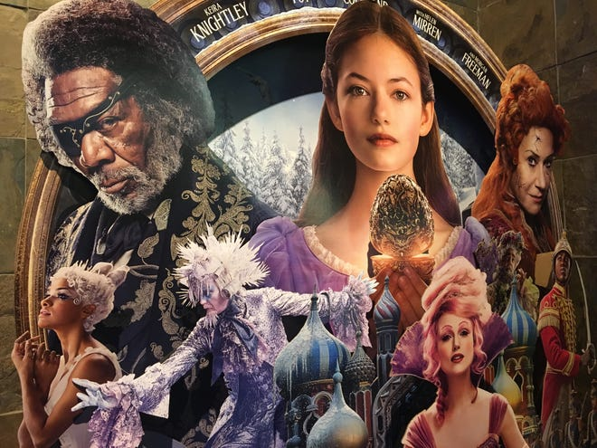"""Wait, who was that playing Mother Ginger in """"The Nutcracker and the Four Realms""""?"""