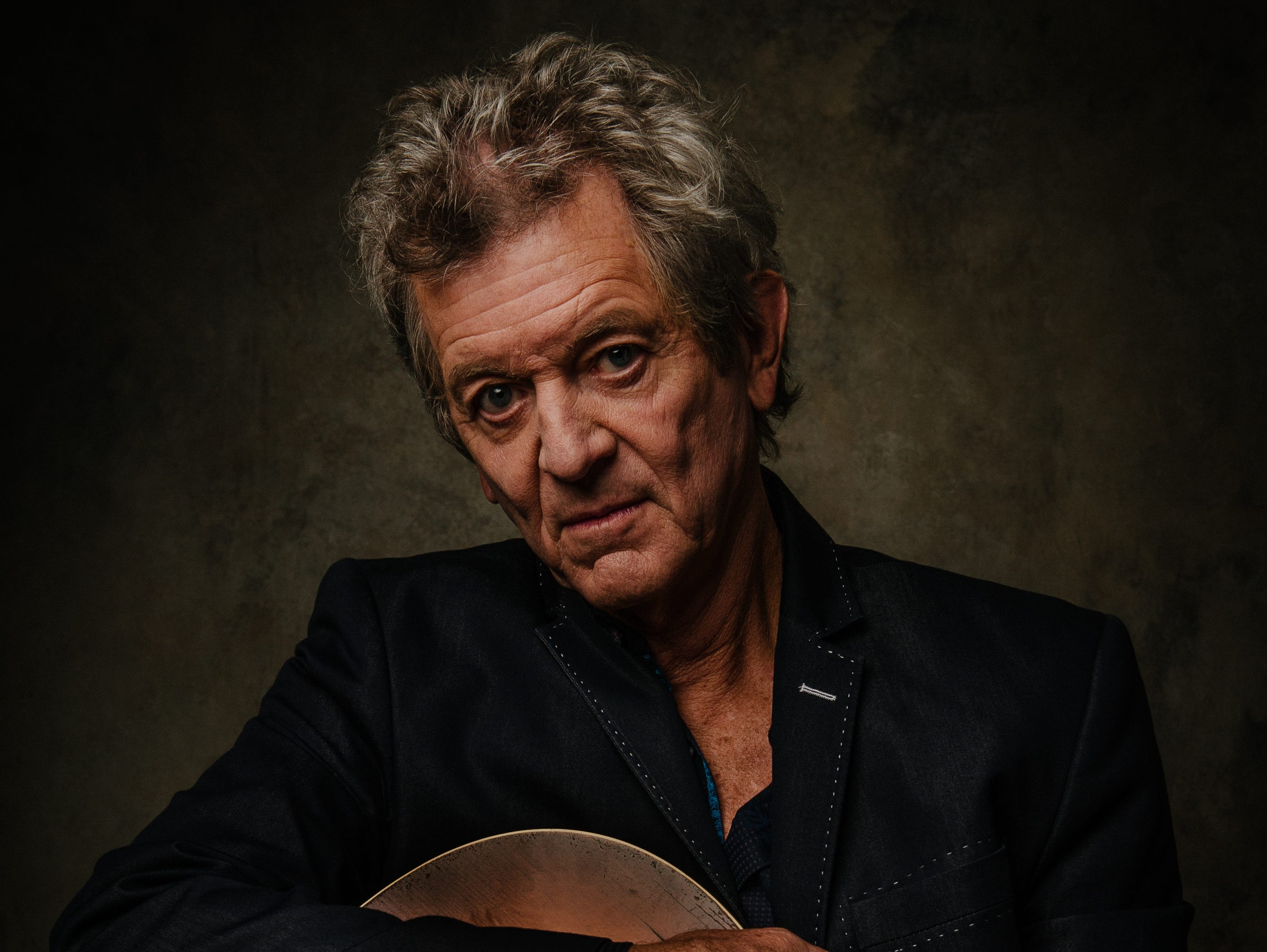 Rodney Crowell in early 2018.