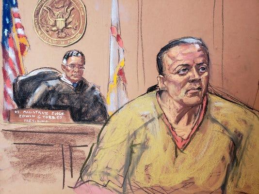 Acusado De Env O De Paquetes Bomba Comparece Ante Una Corte Federal En Miami