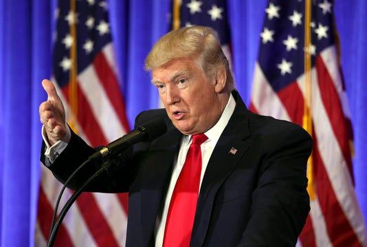 Trump Insiste En Que M Xico Pagar Por El Muro Fronterizo