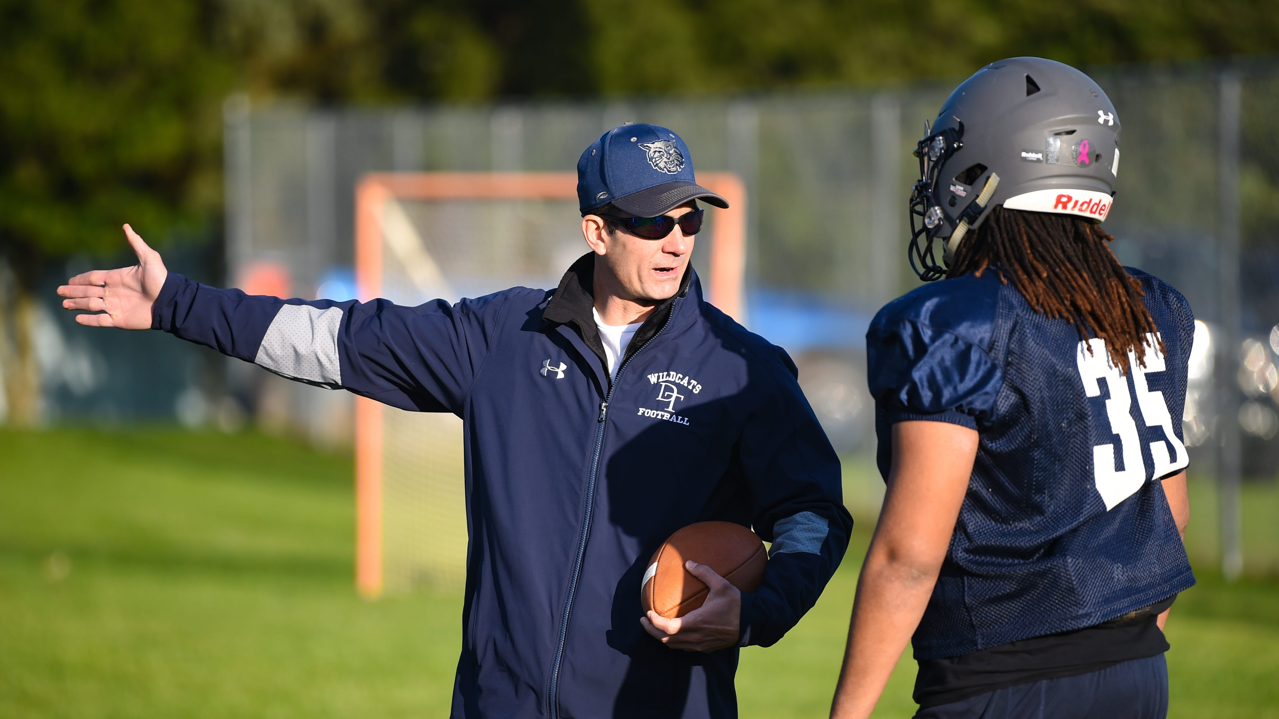 Pa. Auditor General Eugene DePasquale enjoying role with Dallastown football