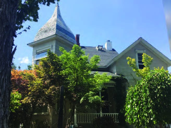 See the 12 historic houses in the UNR Gateway District