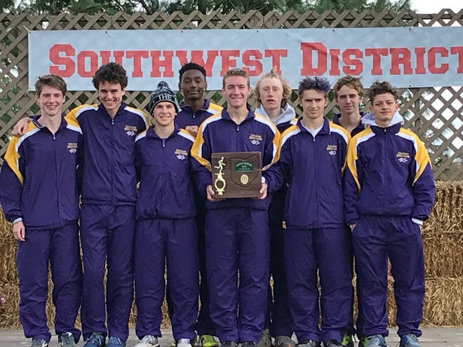 The Eaton High School cross country team will run at the state finals for the second straight year.