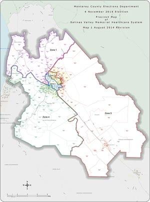 SVMH voting zones