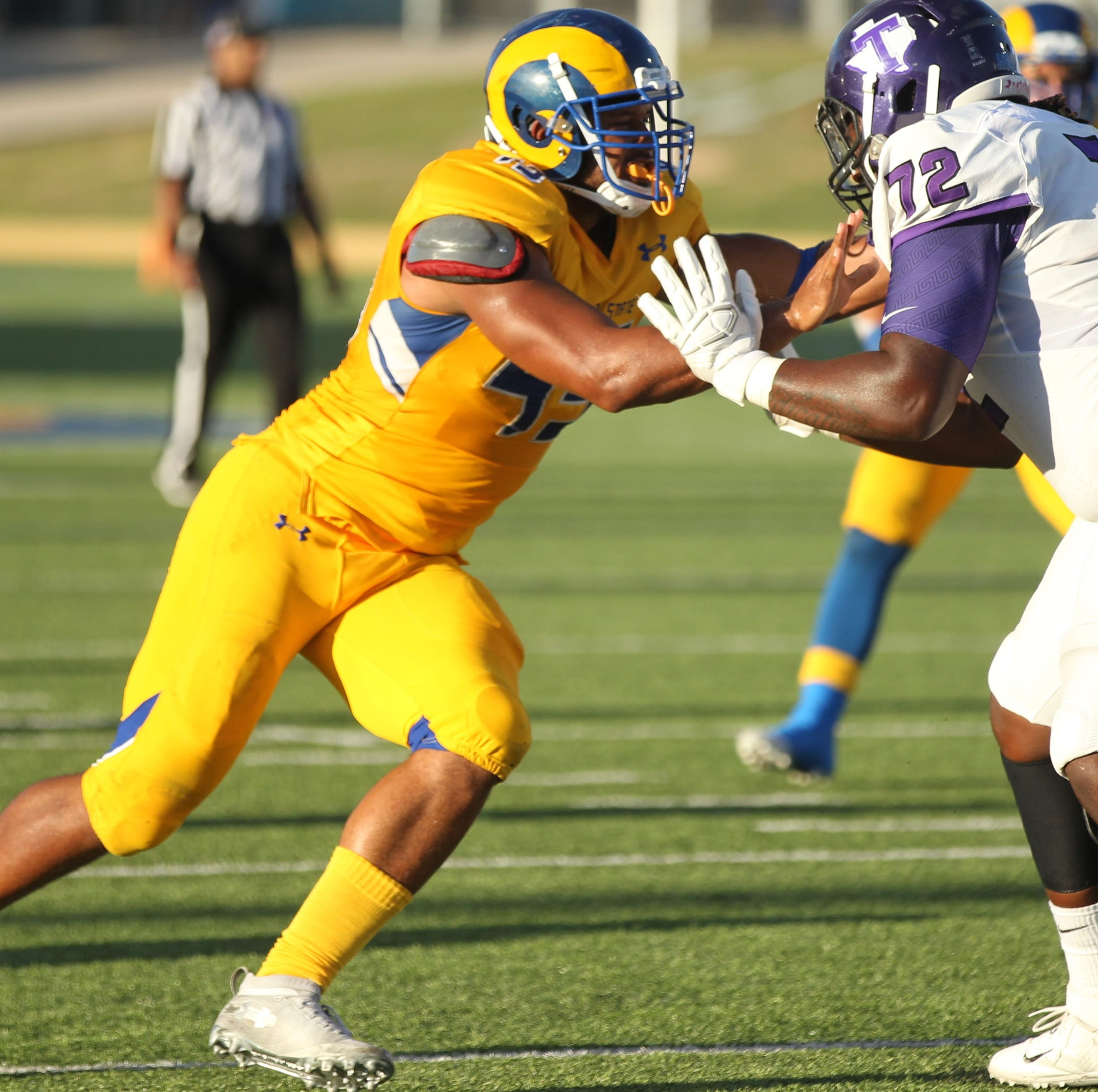 Angelo State great Markus Jones signs with NFL team