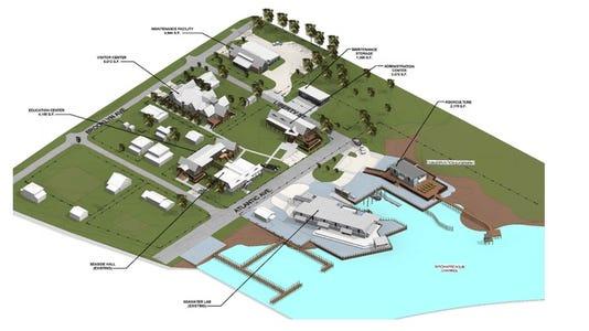 VIMS-ESL campus expansion plans