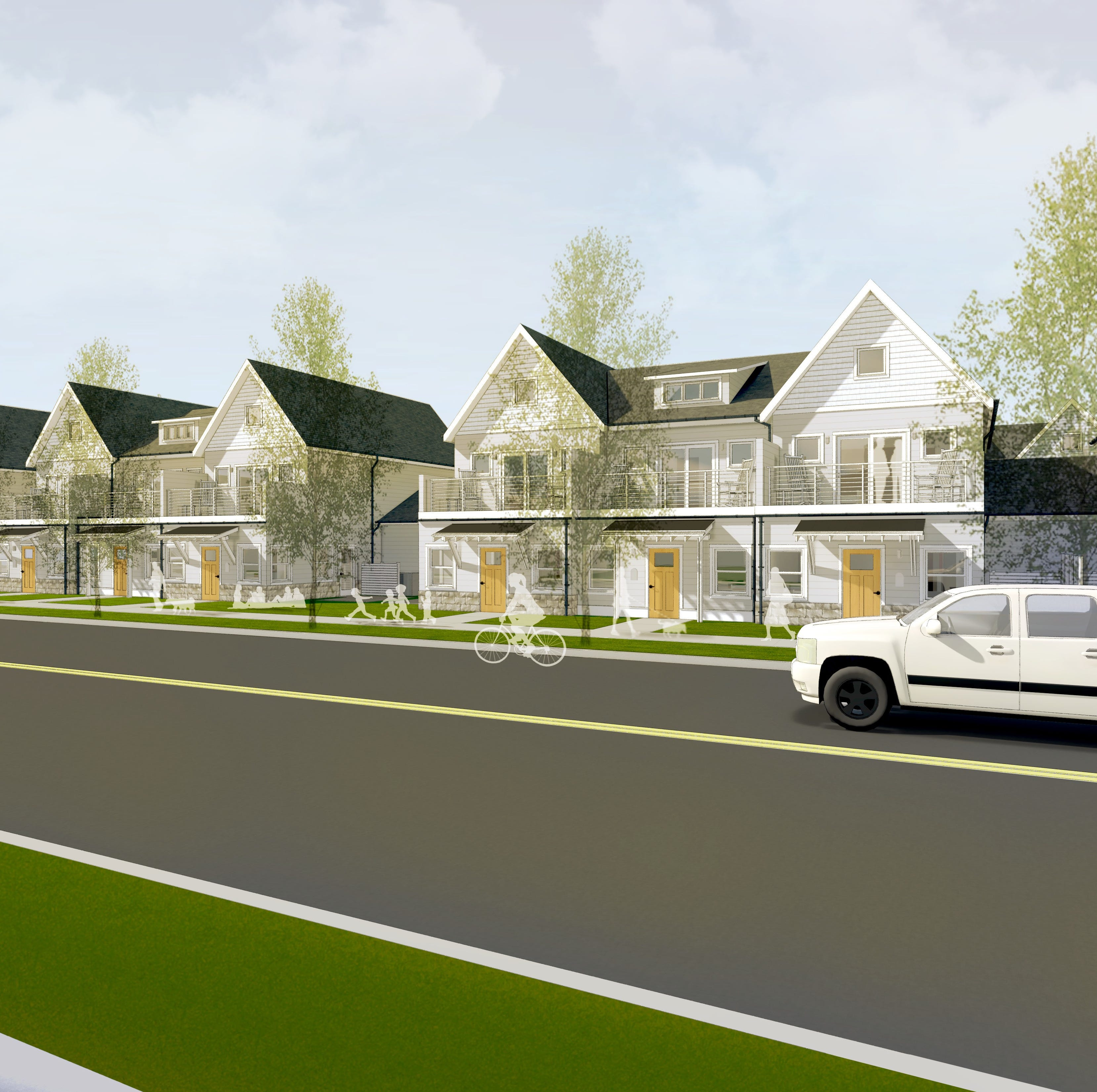 Sheboygan breaks ground on Water's Edge condo project | Streetwise