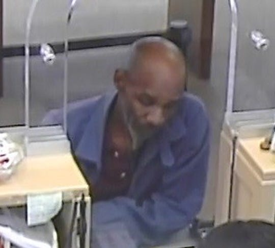 Shreveport Police are searching for the bank robbery suspect seen in this surveillance video from the Chase Bank in the 100 block of Freestate Boulevard.