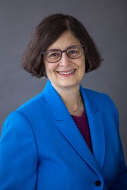 Barbara Block, rabbi of Temple Israel
