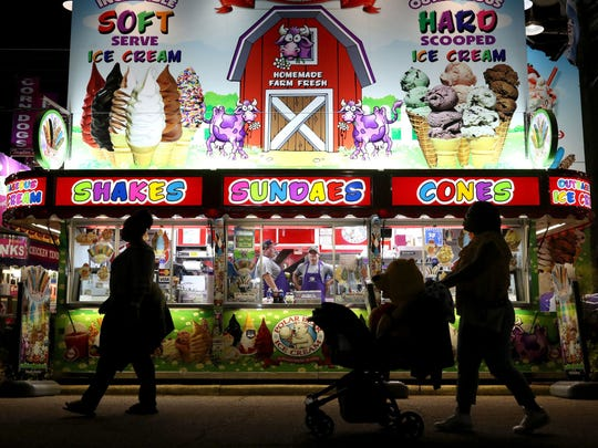 The North Florida Fair kicks off on Thursday so there is more to eat.