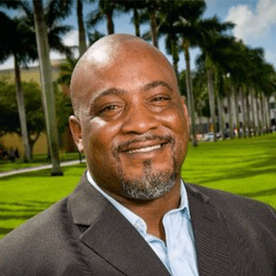 Desmond Meade, chairman of the Florida Rights Restoration Coalition, will speak at 5:30 p.m. Thursday at Florida State University.