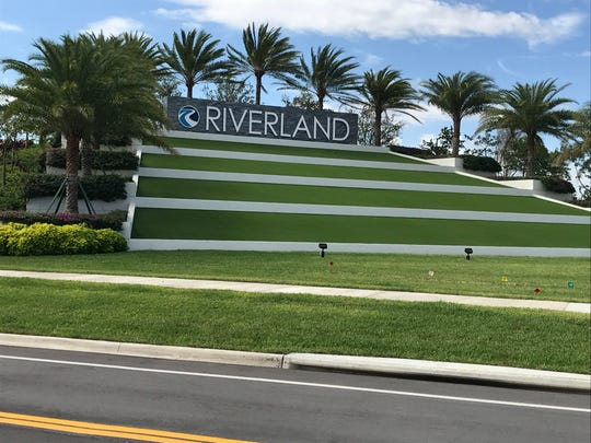 Riverland is a 3,845-acre development in western Port St. Lucie where GL Homes plans to build 11,700 residences.