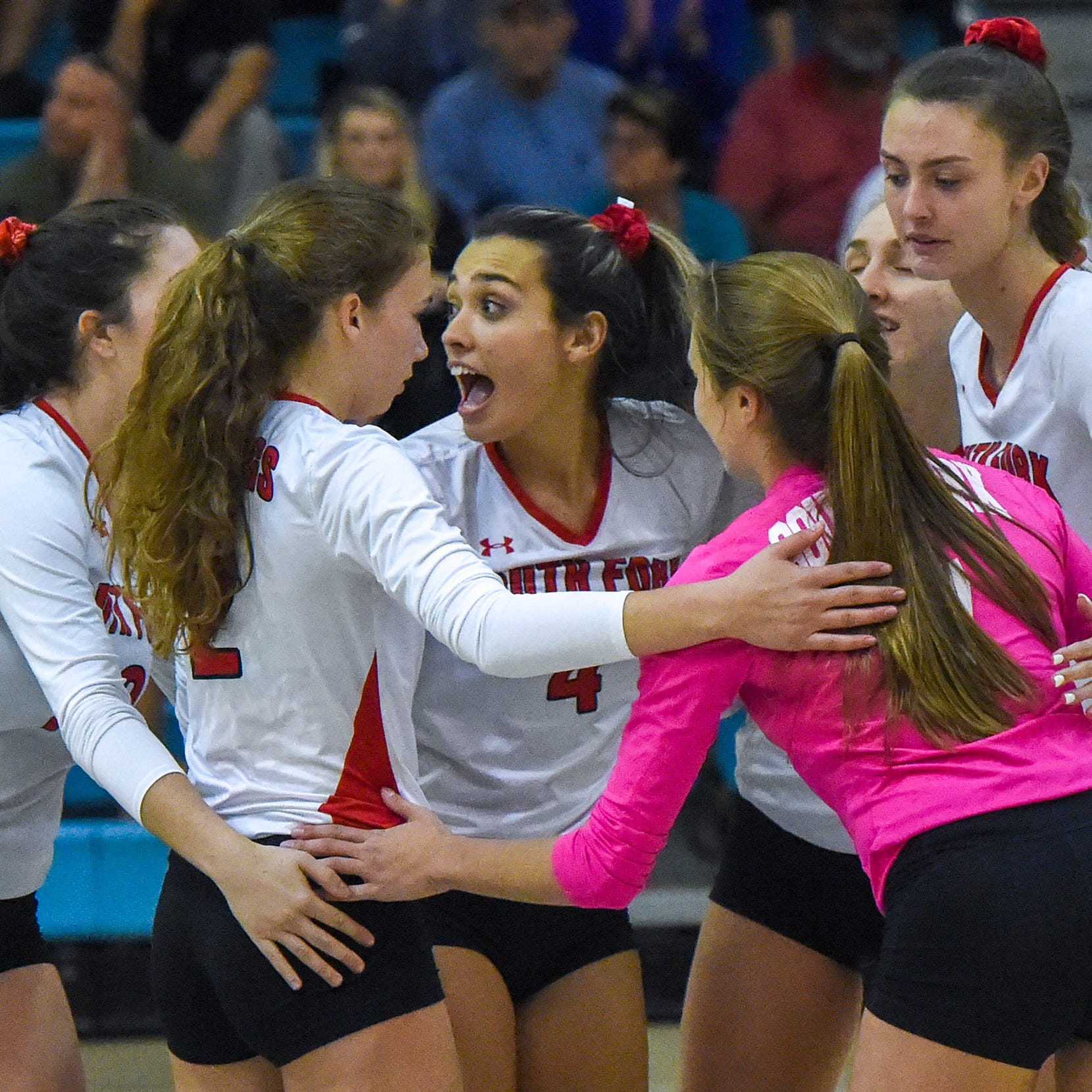 Trip to state at stake for Fort Pierce Central, South Fork volleyball teams
