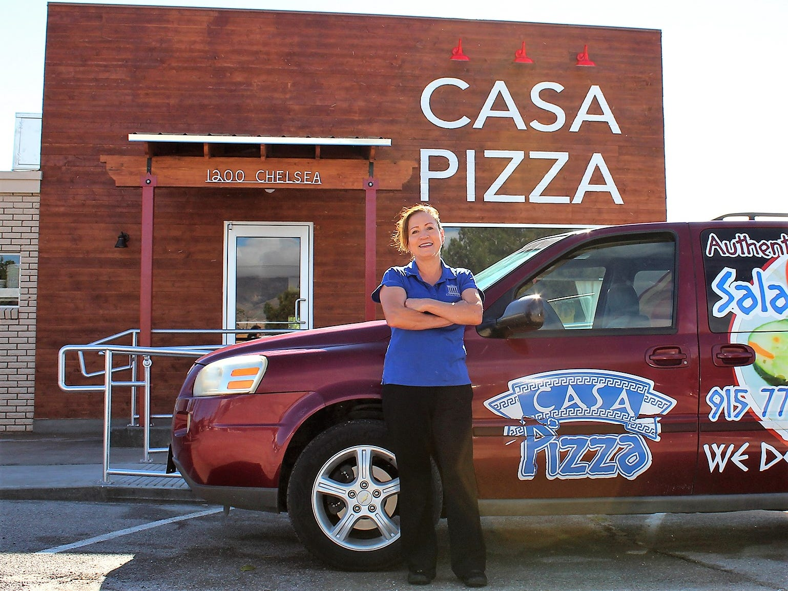 Casa Pizza moves back to its roots in Central; GECU opens Northeast El Paso branch