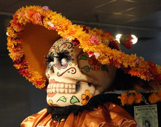 A large scale Day of the Dead altar will be unveiled at 6 p.m. Thursday at the El Paso Museum of Art, 1 Arts Festival Plaza in Downtown, in collaboration with the Mexican Consulate.