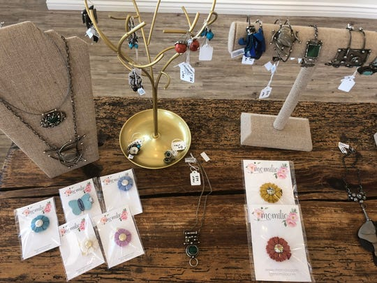 These are some items that can be found in Anja's Boutique at Ventura Harbor Village.