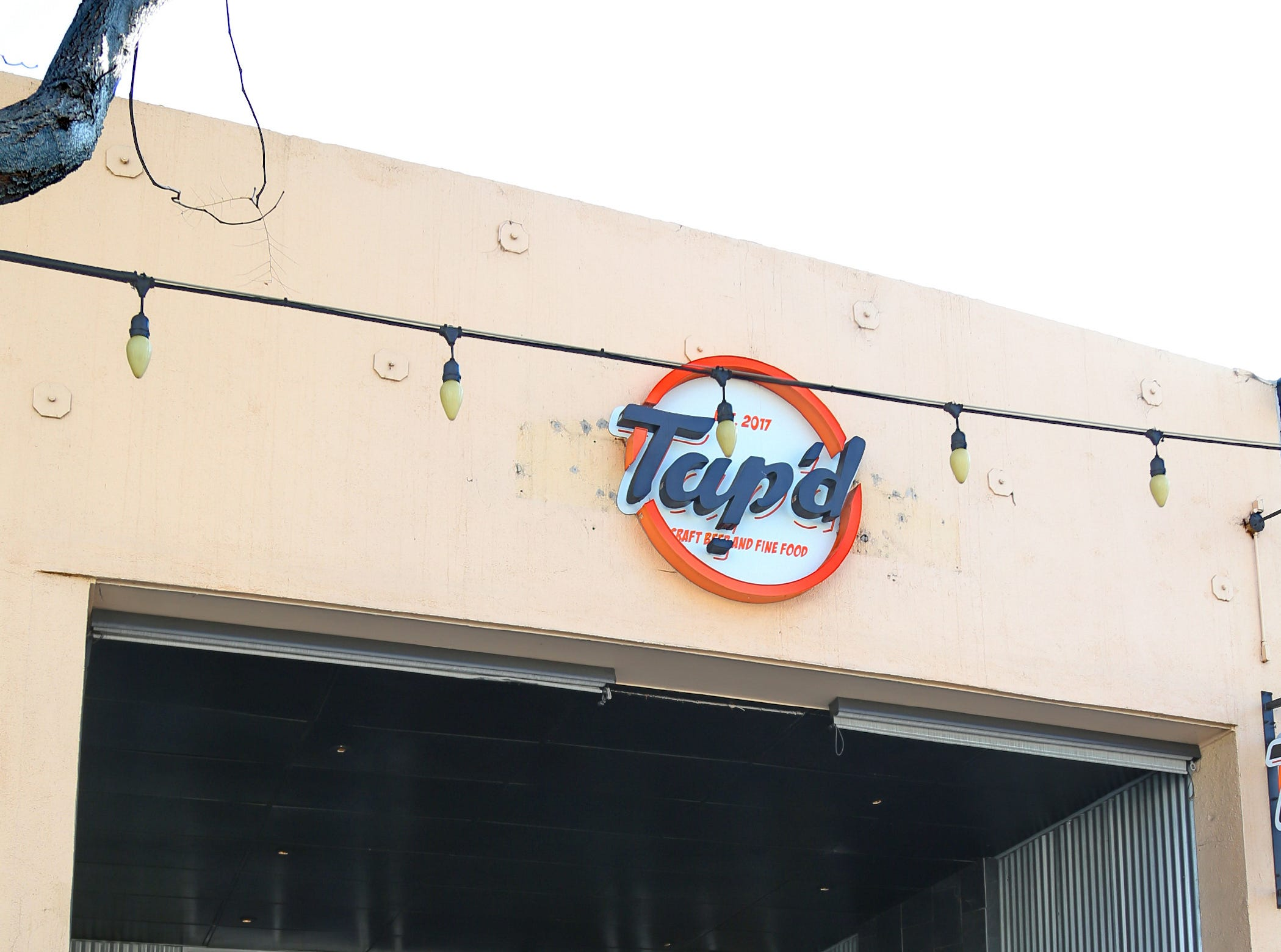 Tap'd Ventura is at 546 E. Main St. in downtown Ventura. It offers beer, wine and hard ciders and kombuchas on 43 taps, in addition to a full menu.