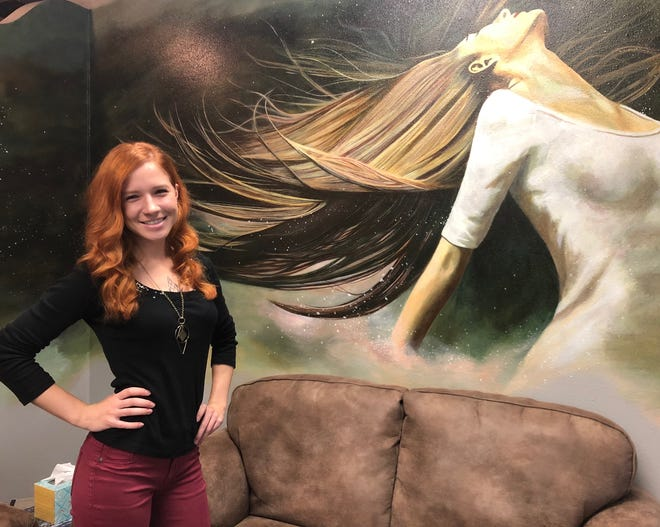 Erin Flora is the owner of Beyond Twisted Salon in Wausau