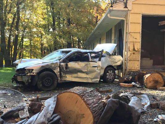 Chestnut Ridge crash