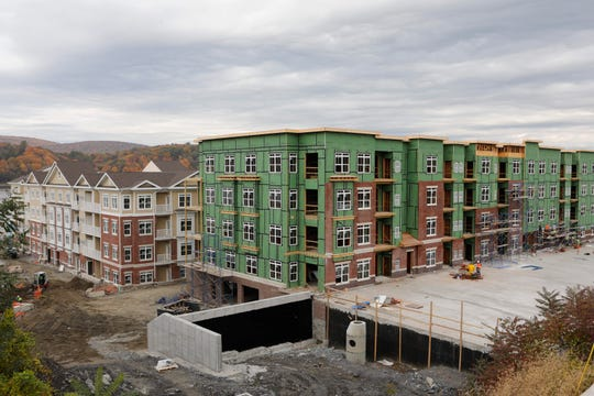 One Dutchess Avenue development in Poughkeepsie on Oct. 31, 2018.