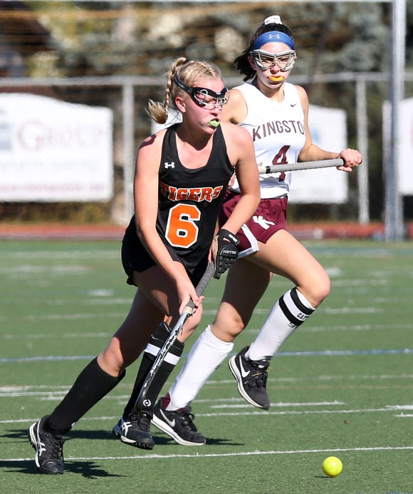 Speedy senior Elizabeth Brissette, who'll play for Columbia next year, will be one of Mamaroneck's key players at States.