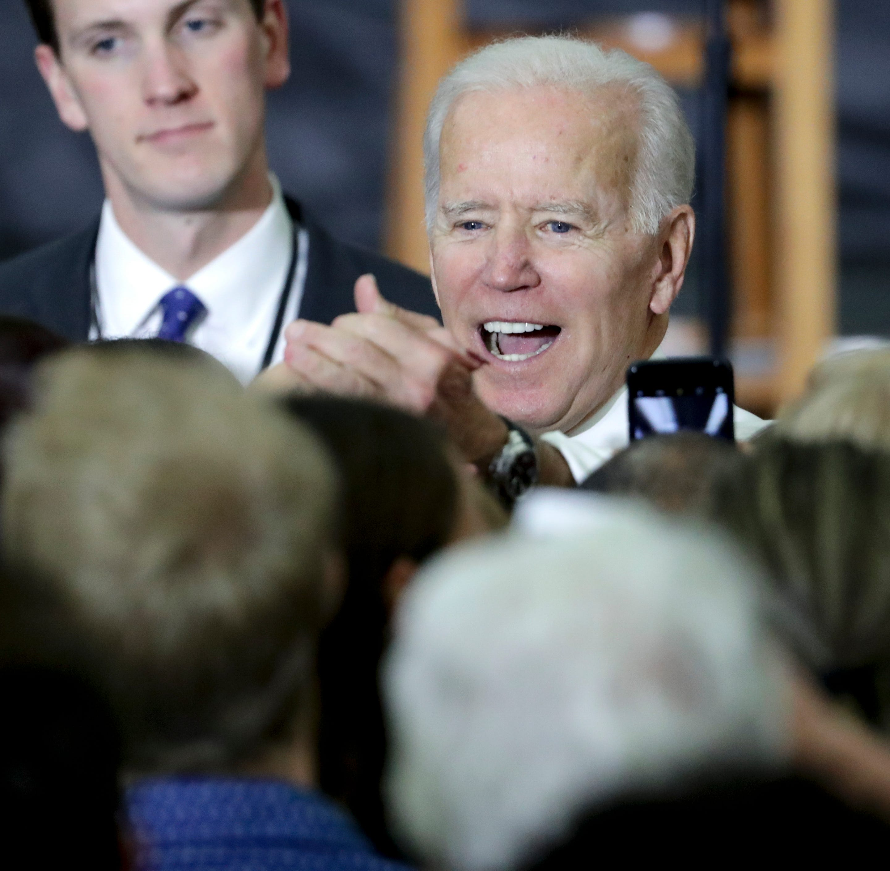 Delaware Dem leaders support Joe Biden, but is he prepared to lead party progressives?