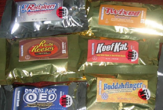 The DEA is advising parents and first responders to be on the lookout for drug-laced Halloween candy.