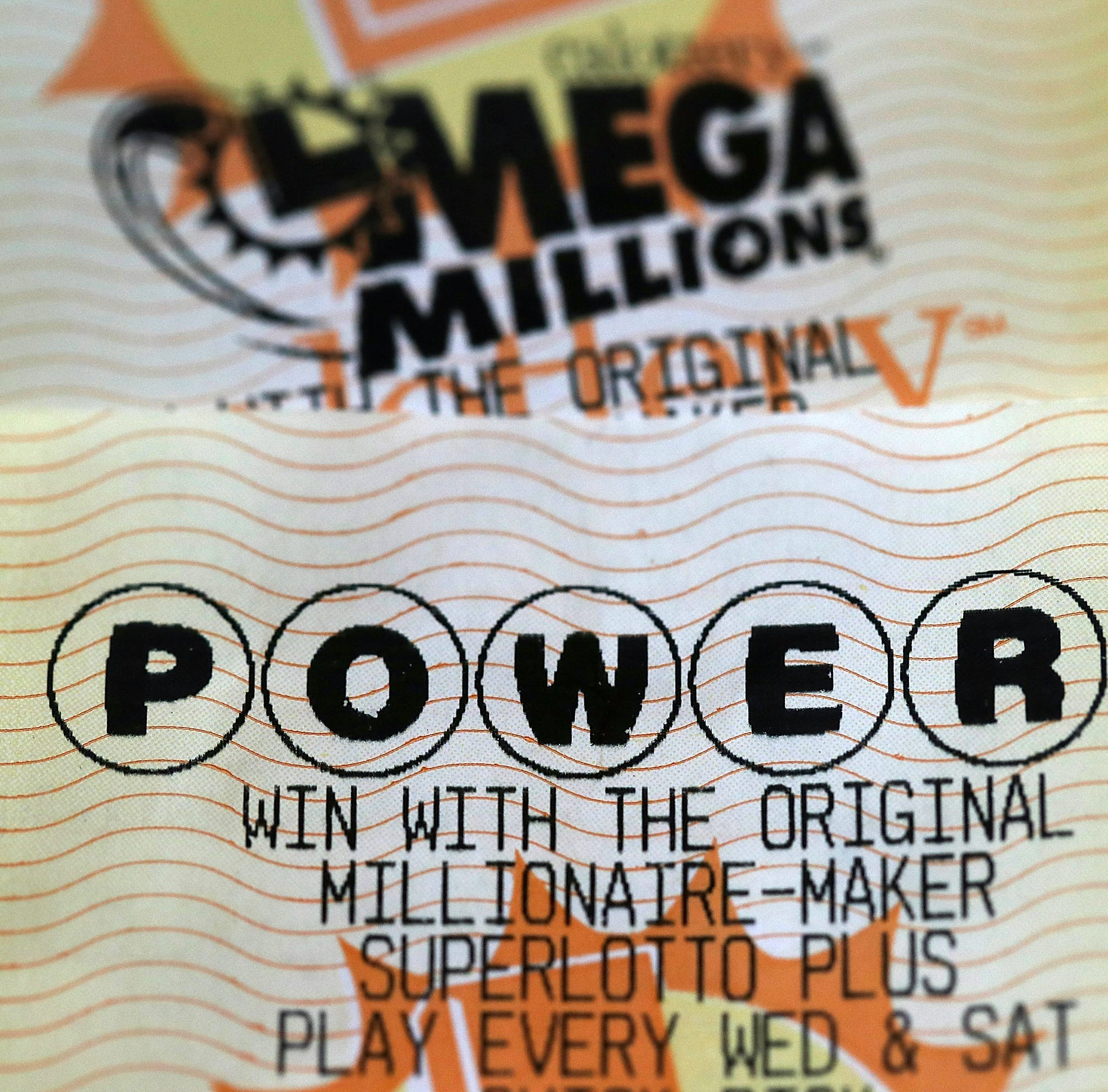 No big winners in Delaware as Powerball jackpot jumps to $750 million