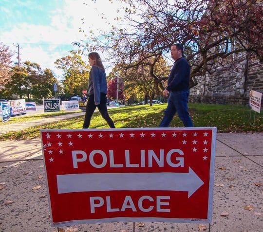 Delaware's general election is Nov. 6.