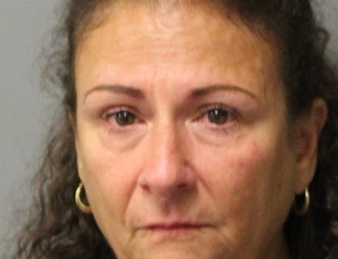 State police charged Judith Duko with possession of a deadly weapon during the commission of a felony; burglary; assault; stalking; DUI; offensive touching, criminal mischief; breach of release; disorderly conduct; criminal trespassing; and other traffic offenses.