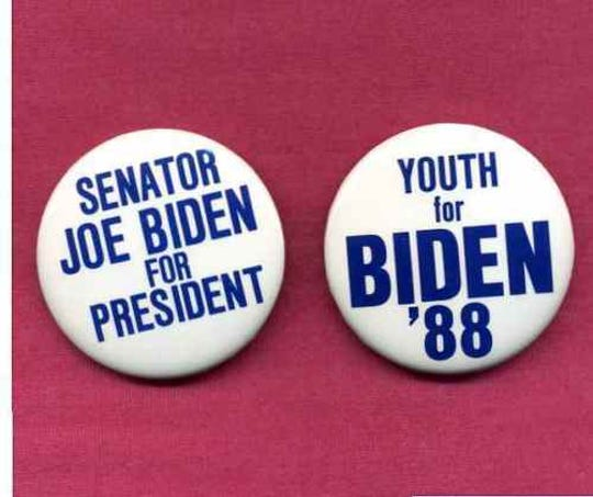 Go back in time to Biden's first failed presidential campaign.