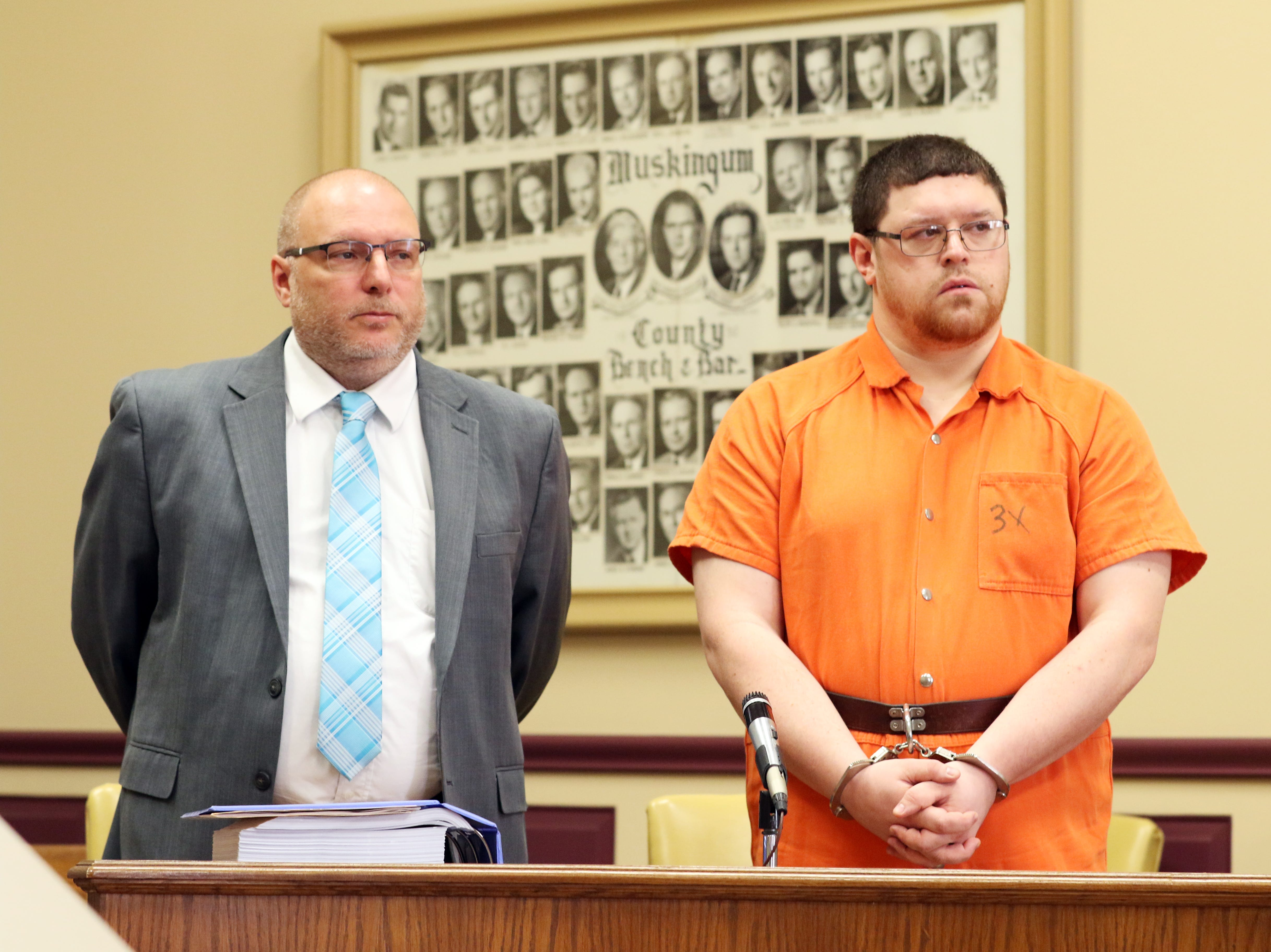 Derek Shaffer plead guilty in Muskingum County Common Pleas Court to several counts related to sex crimes against children while employed at CareyTown Preschool.