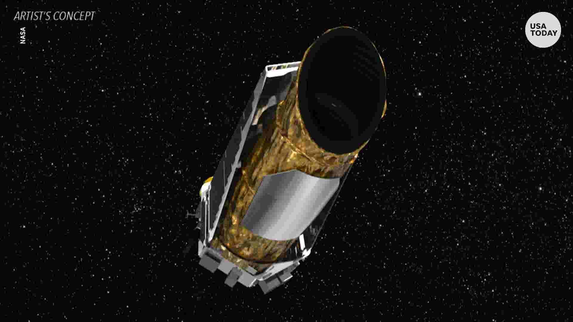 NASA retires planet-spying Kepler Space Telescope