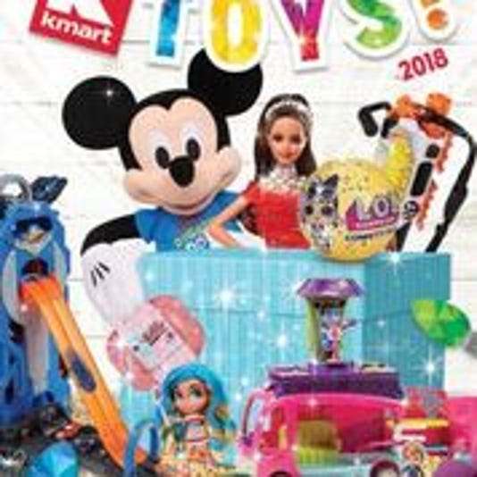 Kmart Toy Book