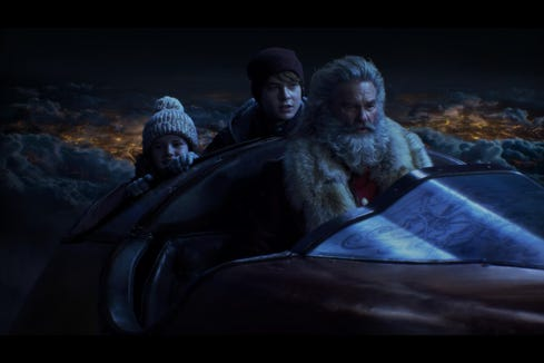 """The Christmas Chronicles"" debuts on Netflix on Nov. 22."